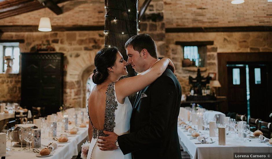 La boda de Alex y Sara en Casalarreina, La Rioja