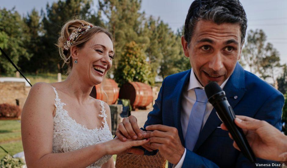 La boda de Mariano y Maribel en O Carballiño, Orense