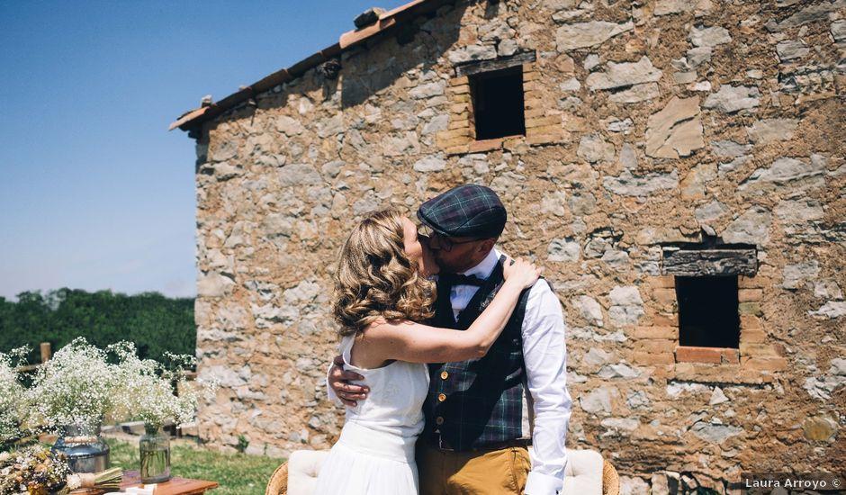 La boda de Vando y Montse en Caldes De Montbui, Barcelona