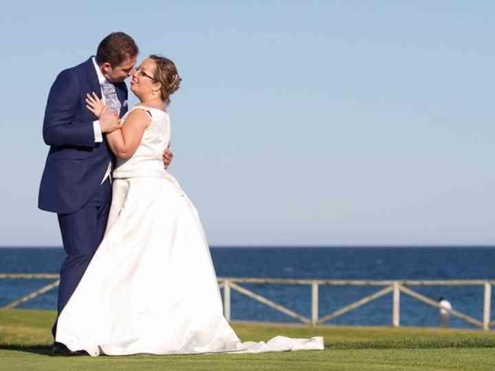La boda de Ana Isabel y Jose Antonio