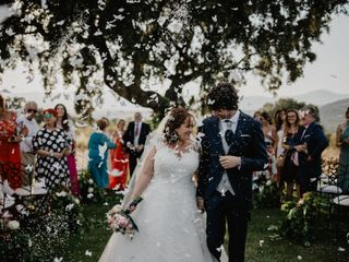 La boda de Tamara y Gusty