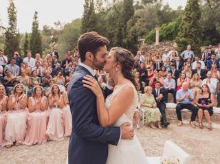 La boda de Llucia y Fran