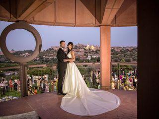 La boda de Sara y Jonatan