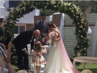 La boda de Eliot y Jessica 1