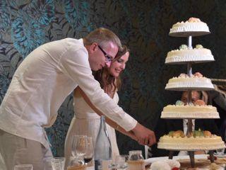 La boda de Noemí  y Martin