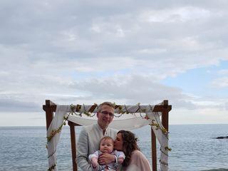 La boda de Noemí  y Martin  2