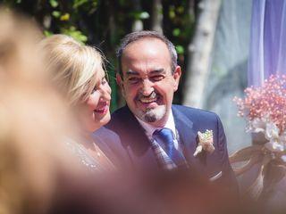 La boda de Pilar y Kike