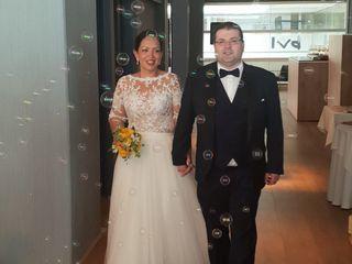 La boda de Nataly y Alejandro