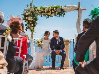 La boda de Fátima y Saúl
