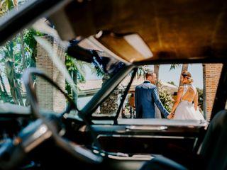 La boda de Alexandra y Rafa