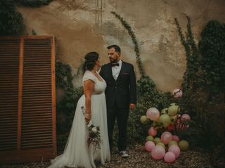 La boda de Eva y Oriol