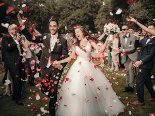 La boda de Alba y Pau