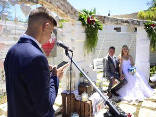 La boda de Isa y Eulogio 3