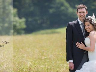 La boda de Maialen y Iñigo 1