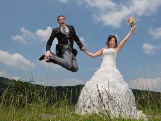 La boda de Maialen y Iñigo