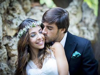 La boda de Patricia y Miguel