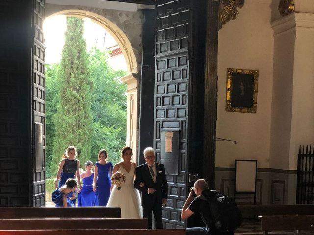La boda de Álvaro  y Paloma en Granada, Granada 4
