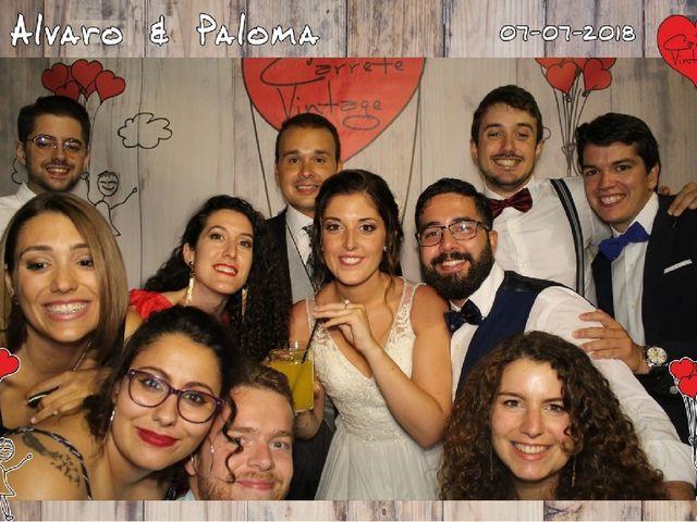 La boda de Álvaro  y Paloma en Granada, Granada 1