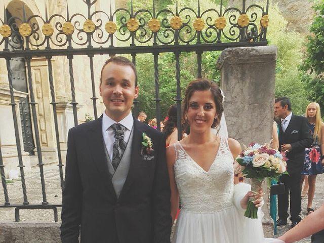 La boda de Álvaro  y Paloma en Granada, Granada 5