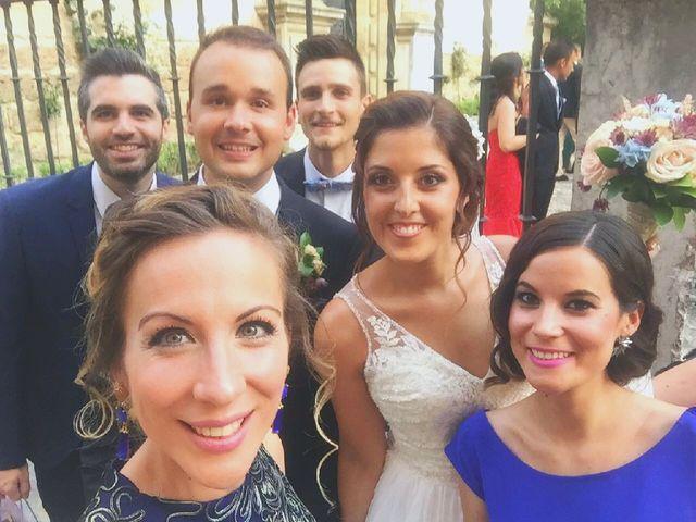 La boda de Álvaro  y Paloma en Granada, Granada 8