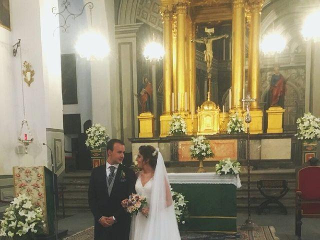 La boda de Álvaro  y Paloma en Granada, Granada 11