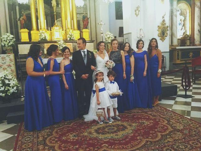 La boda de Álvaro  y Paloma en Granada, Granada 13