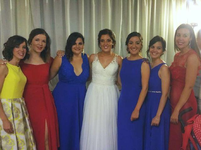 La boda de Álvaro  y Paloma en Granada, Granada 14