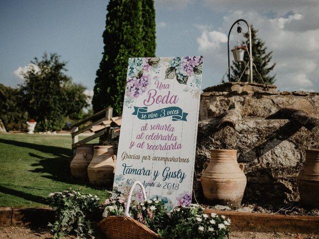 La boda de Gusty y Tamara en Collado Villalba, Madrid 4