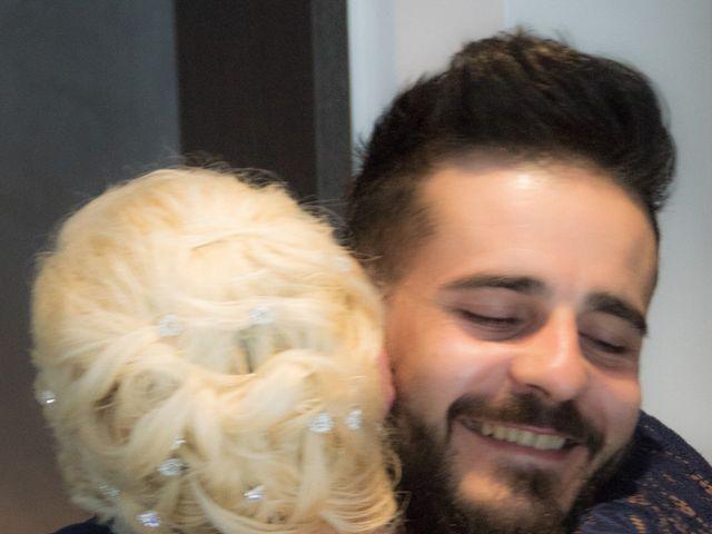 La boda de Brian y Mónica en Arenys De Mar, Barcelona 13