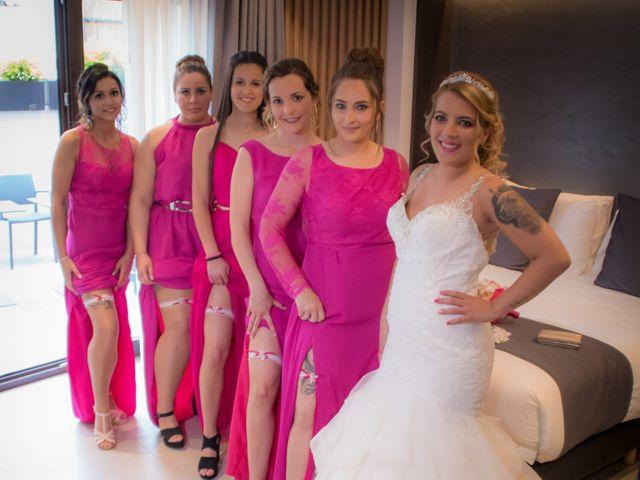 La boda de Brian y Mónica en Arenys De Mar, Barcelona 29