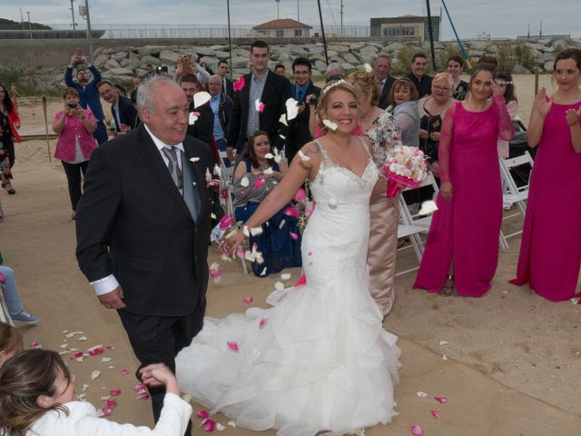 La boda de Brian y Mónica en Arenys De Mar, Barcelona 39