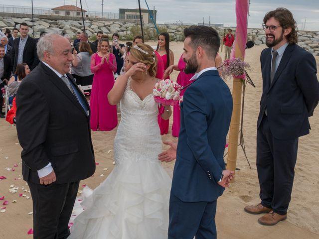 La boda de Brian y Mónica en Arenys De Mar, Barcelona 40