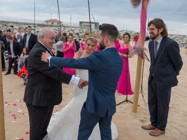 La boda de Brian y Mónica en Arenys De Mar, Barcelona 41