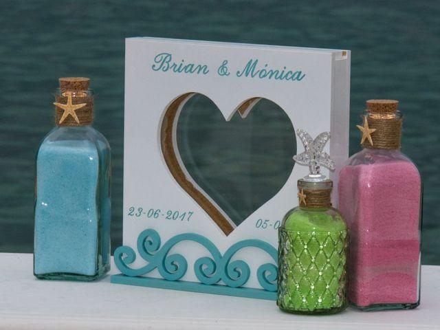 La boda de Brian y Mónica en Arenys De Mar, Barcelona 43