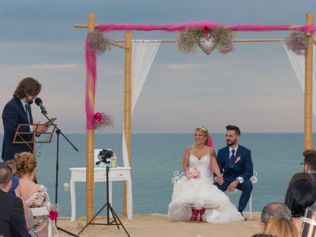 La boda de Brian y Mónica en Arenys De Mar, Barcelona 44