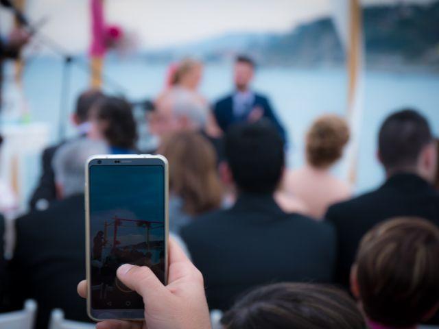 La boda de Brian y Mónica en Arenys De Mar, Barcelona 46