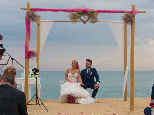 La boda de Brian y Mónica en Arenys De Mar, Barcelona 47