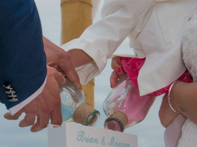 La boda de Brian y Mónica en Arenys De Mar, Barcelona 50