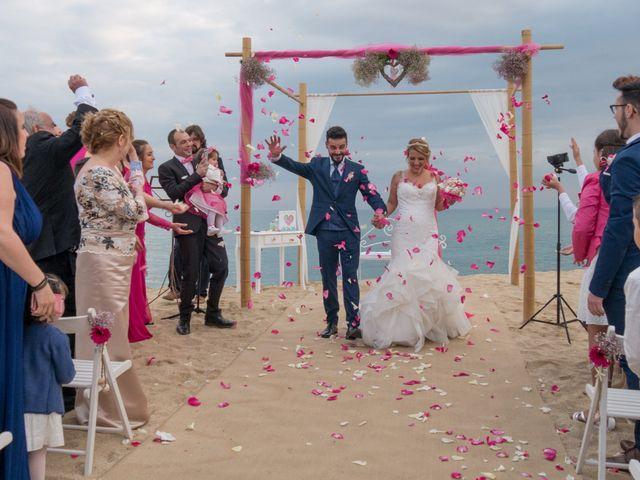 La boda de Brian y Mónica en Arenys De Mar, Barcelona 55