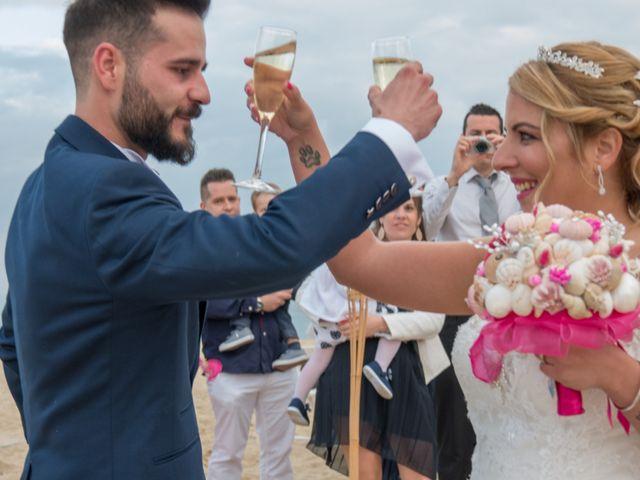 La boda de Brian y Mónica en Arenys De Mar, Barcelona 56