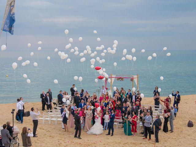 La boda de Brian y Mónica en Arenys De Mar, Barcelona 57