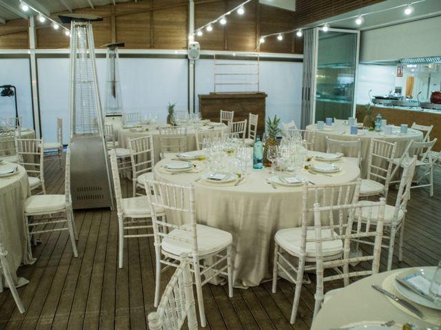 La boda de Brian y Mónica en Arenys De Mar, Barcelona 61