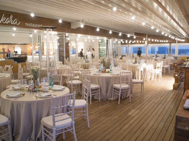 La boda de Brian y Mónica en Arenys De Mar, Barcelona 63