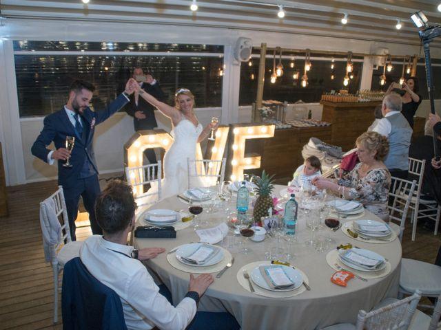 La boda de Brian y Mónica en Arenys De Mar, Barcelona 73