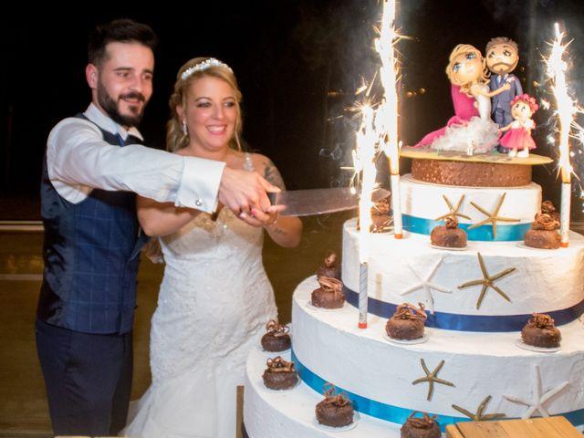 La boda de Brian y Mónica en Arenys De Mar, Barcelona 78