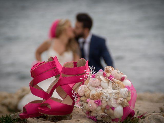 La boda de Mónica y Brian