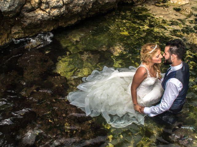 La boda de Brian y Mónica en Arenys De Mar, Barcelona 91