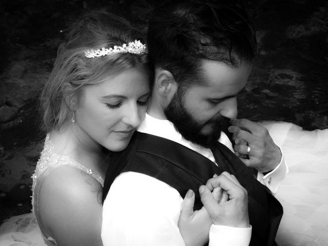 La boda de Brian y Mónica en Arenys De Mar, Barcelona 92