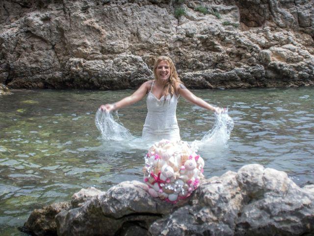 La boda de Brian y Mónica en Arenys De Mar, Barcelona 93