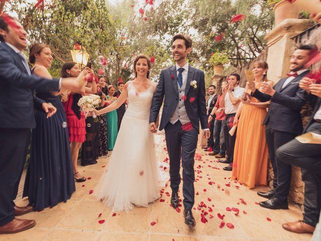La boda de Fran y Llucia en Sa Font Seca/la Font Seca, Islas Baleares 2